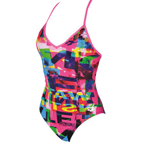 arena Instinct L One Piece Swimsuit Women paparazzi-paparazzi